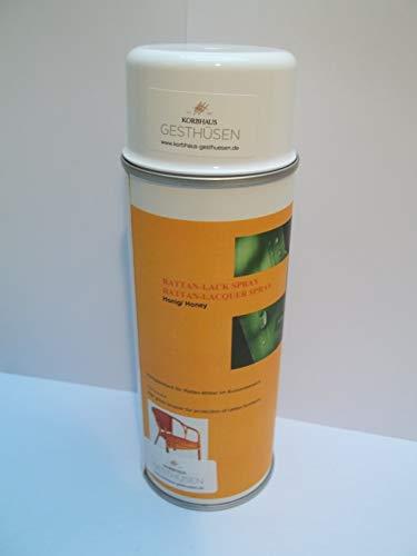 Pflege Rattanpflege,Rattanlack,Aufarbeitung Schutz, Honigton – transparent von Korbhaus Gesthüsen